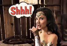 Wonder Woman Porn Comics