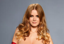 Amy Adams Posing Topless